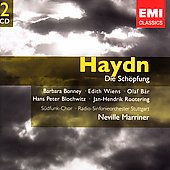Gemini - Haydn: Die Sch&ouml;pfung / Marriner, et al