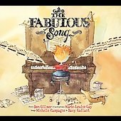 Davy Gallant/Michelle Campagne: Fabulous Song [Digipak]