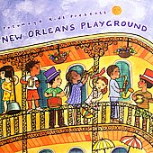 Putumayo Kids: New Orleans Playground