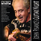 John Pisano: John Pisano's Guitar Night *