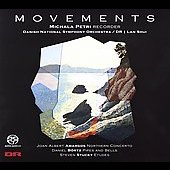 Movements - Amargós, Börtz, Stucky / Michala Petri, et al