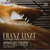Liszt: Totentanz, Piano Concertos no 1 & 2 / Cohen, et al