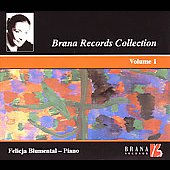 Brana Records Collection Vol 1 / Blumental, et al
