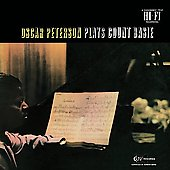 Oscar Peterson: Oscar Peterson Plays Count Basie [Slimline]