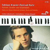 Edition Klavier-Festival Ruhr - Portrait - Severin von Eckhardstein