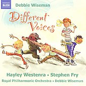 Debbie Wiseman: Different Voices / Wiseman, Westenra, Fry, Royal PO