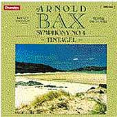 Bax: Symphony no 4, Tintagel / Thomson, Ulster Orchestra