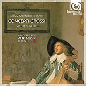 Platti: Concerti grossi after Corelli, etc / Academy for Ancient Music Berlin