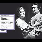 Historical - Wagner: Tristan und Isolde / Sawallisch, Windgassen, Greindl, Nilsson, Hoffmann, et al