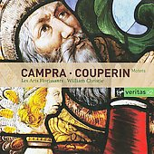 Campra, Couperin: Motets / William Christie, Les Arts florissants