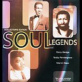 Marvin Gaye/Percy Sledge/Teddy Pendergrass: Soul Legends