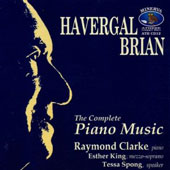 Havergal Brian: The Complete Piano Music