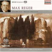 Max Reger: Variations And Fugues