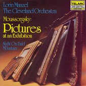 Mussorgsky: Pictures at an Exhibition, etc/Maazel, Cleveland