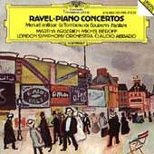 Ravel: Piano Concertos, etc / Argerich, B&eacute;roff, Abbado