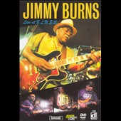 Jimmy Burns (guitarist): Live at B.L.U.E.S. [DVD] *