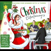 Various Artists: Christmas: Music & Cuisine For Dinner With A Theme [Digipak]