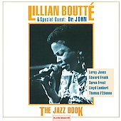 Lillian Boutté: The Jazz Book