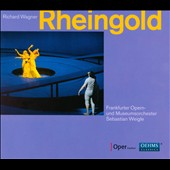 Wagner: Das Rheingold / Frankfurt Opera
