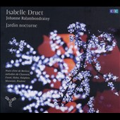 Jardin Nocturne / Songs for voice & piano