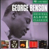 George Benson (Guitar): It's Uptown/George Benson Cookbook/Beyond the Blue Horizon/Body Talk/Bad Benson