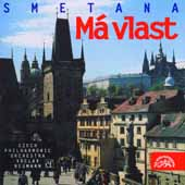 Smetana: My Country / Neumann, Czech Philharmonic Orchestra