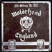Motörhead: No Sleep at All