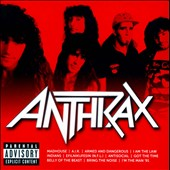 Anthrax: Icon [PA]