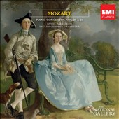 Mozart: Piano Concertos Nos. 20 & 24 [The National Gallery Collection]
