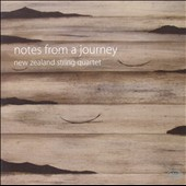 Notes from a Journey - John Psathas: Abhisheka; Ross Harris: Variation 25; Jack Body: Three Transcriptoins et al. / Richard Nunns, traditional Maori instruments