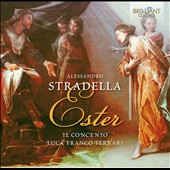 Alessandro Stradella: Ester, oratorio / Silvia Piccollo, Elisz Franzetti, Vicky Norrington, Riccardo Ristori, Matteo Armanino