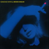 Marianne Faithfull: Broken English