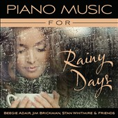 Various Artists: Piano Music for Rainy Days