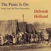 Deborah Holland: Panic Is On