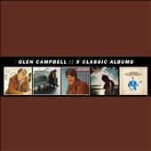 Glen Campbell: 5 Classic Albums [Box]