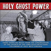 The Congregation of the Church of the Lord: Holy Ghost Power [CD/DVD]