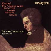 Mozart - The Vienna Years / Jos van Immerseel
