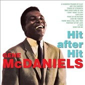 Gene McDaniels: Hit After Hit