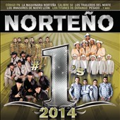 Various Artists: Norteño #1's 2014