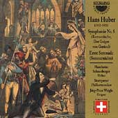 Huber: Symphony no 5, First Serenade / Weigle, Stuttgart