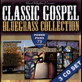Various Artists: Classic Gospel Bluegrass Collection : 79 Classics [Box]