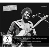 Albert Collins & The Icebreakers/Albert Collins/Icebreakers: Live at Rockpalast [Digipak] *