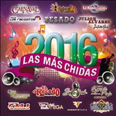 Various Artists: Las  Mas Chidas 2016