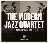 The Modern Jazz Quartet: Germany 1959-1958 *