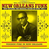 Various Artists: New Orleans Funk 4: Voodoo Fire in New Orleans 1951-1975 [Slipcase]