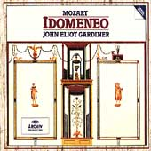Mozart: Idomeneo / Gardiner, McNair, von Otter, et al