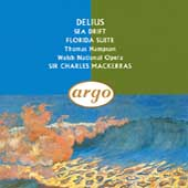 Delius: Sea Drift, Florida Suite / Mackerras, Hampson