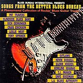 Various Artists: Songs from the Better Blues Bureau