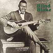 Blind Blake: The Best of Blind Blake [Yazoo]