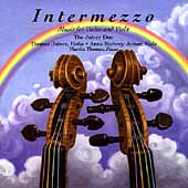 Intermezzo - Music for Violin & Viola / Joiner Duo